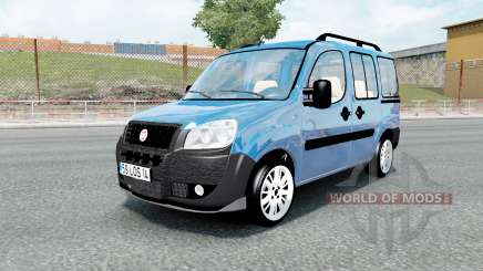 Fiat Doblo (223) 2009 for Euro Truck Simulator 2