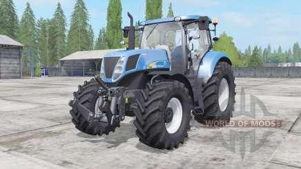 New Holland T7000-series 2009 for Farming Simulator 2017