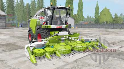 Claas Jaguar 900 pipe XL for Farming Simulator 2017
