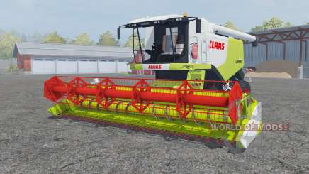 Claas Lexion 670 TerraTrac celery for Farming Simulator 2013