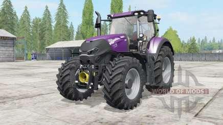 Case IH Optum CVX Furchen Cowboys Edition for Farming Simulator 2017