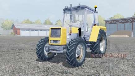 Renault 61.14 front loader for Farming Simulator 2013