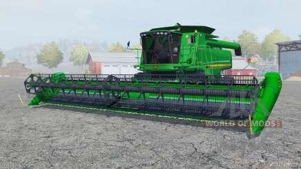 John Deere 9770 STS pantone green for Farming Simulator 2013