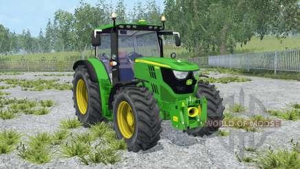 John Deere 6150R north texas green for Farming Simulator 2015