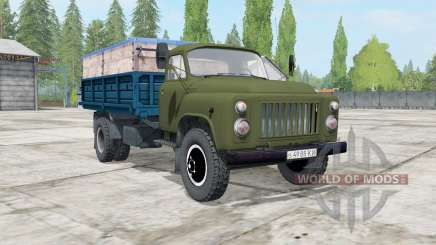 GAS-SAZ-3507 khaki for Farming Simulator 2017