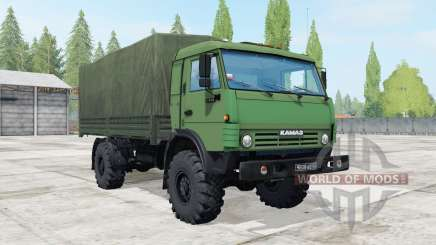 KamAZ-4350 for Farming Simulator 2017