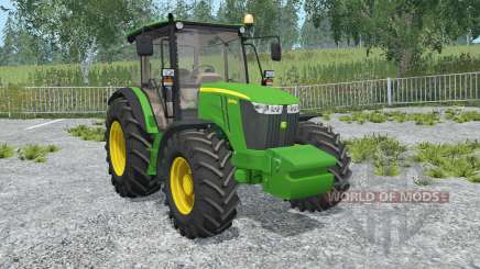 John Deere 5085M washable for Farming Simulator 2015