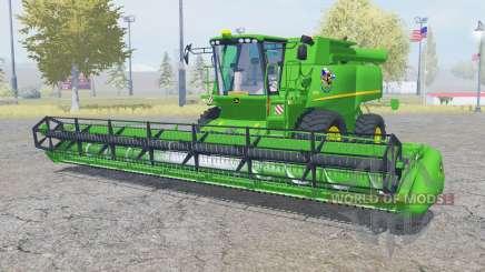 John Deere S690i for Farming Simulator 2013