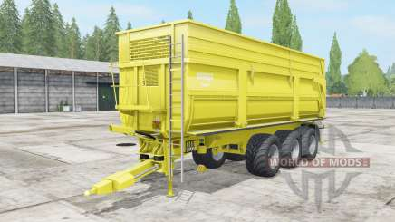 Krampe Big Body 900 S multicolor for Farming Simulator 2017