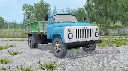 GAS-SAZ-3507 opening doors for Farming Simulator 2015