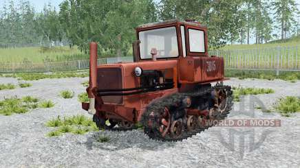 DT-75 moving parts for Farming Simulator 2015