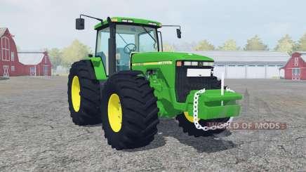 John Deere 8300 for Farming Simulator 2013