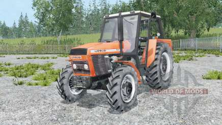 Ursus 914 halogen lights for Farming Simulator 2015
