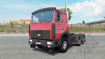 MAZ-64226 v6.0 for Euro Truck Simulator 2
