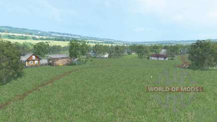 Maksimovka v1.6.5 for Farming Simulator 2015