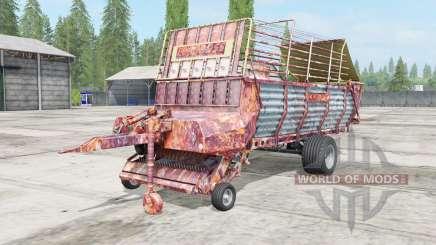 Pottinger EuroBoss 330 T rostig for Farming Simulator 2017