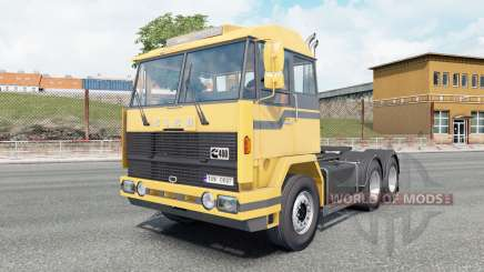 Sisu M-series for Euro Truck Simulator 2