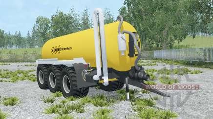 Veenhuis Profi-Line 25.000 L Triple-Axle for Farming Simulator 2015