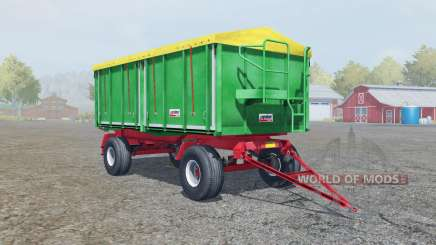 Kroger Agroliner HKD 302 pantone green for Farming Simulator 2013