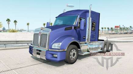 Kenworth T880 Mid Roof Sleeper v1.3 for American Truck Simulator