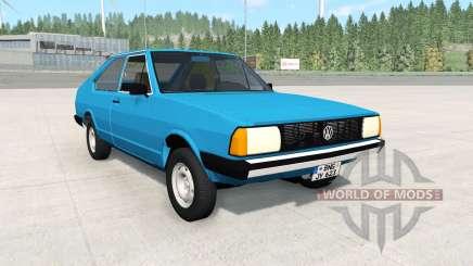 Volkswagen Passat 3-door (B1) 1977 for BeamNG Drive
