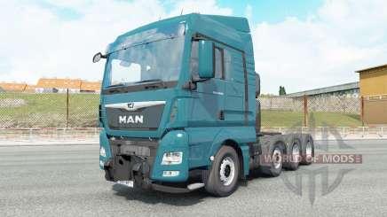 MAN TGX XLX 8x4 for Euro Truck Simulator 2