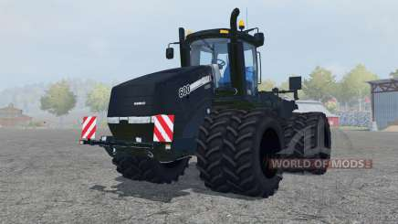Case IH Steiger 600 black for Farming Simulator 2013