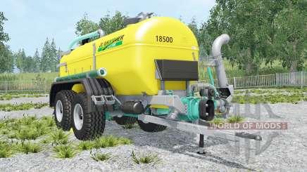 Zunhammer SKE 18500 PU for Farming Simulator 2015