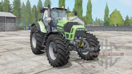 Deutz-Fahr Agrotron X 720 for Farming Simulator 2017
