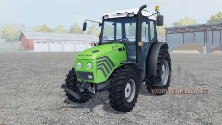 Deutz-Fahr Agroplus 77 moderate lime green for Farming Simulator 2013