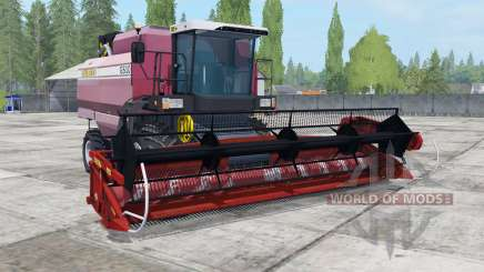 Palesse GS10 moderately pink color for Farming Simulator 2017