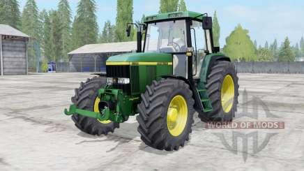 John Deere 6810 1997 for Farming Simulator 2017