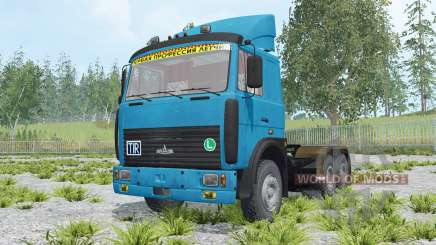 MAZ-642208 6x6 for Farming Simulator 2015