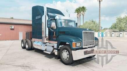 Mack Pinnacle CHU613 for American Truck Simulator