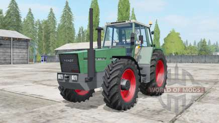 Fendt Favorit 600 LS Turbomatik 1981 for Farming Simulator 2017
