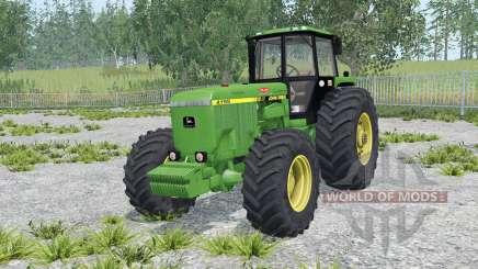 John Deere 4755 IC control for Farming Simulator 2015