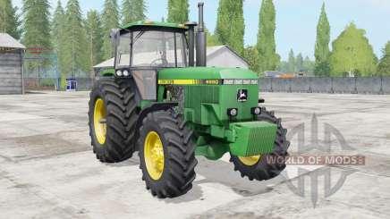 John Deere 4555-4955 for Farming Simulator 2017