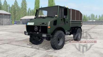 Mercedes-Benz Unimog U1600 (Br.427) for Farming Simulator 2017