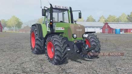 Fendt 412 Vario TMS for Farming Simulator 2013