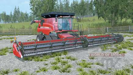 Case IH Axial-Flow 9230 dual tracks for Farming Simulator 2015