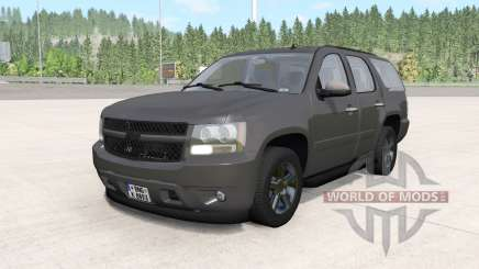 Chevrolet Tahoe (GMT900) 2008 for BeamNG Drive