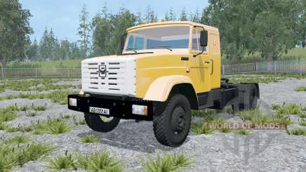 ZIL-5417 color choice for Farming Simulator 2015