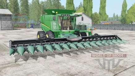 John Deere S600 US version for Farming Simulator 2017