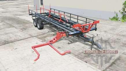 Ursus T-127 two-axle for Farming Simulator 2017