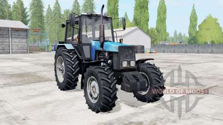 MTZ-1221 Belarus animated elements for Farming Simulator 2017