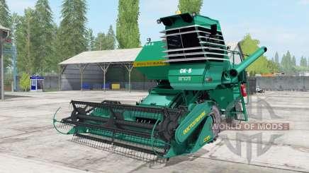 SK-5 Niva lot of animation for Farming Simulator 2017