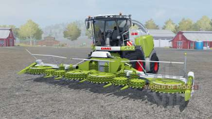 Claas Jaguar 980〡Orbis 900 for Farming Simulator 2013