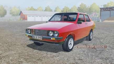 Dacia 1410 Sport for Farming Simulator 2013