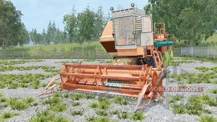 Yenisei 1200-1 4x4 for Farming Simulator 2015