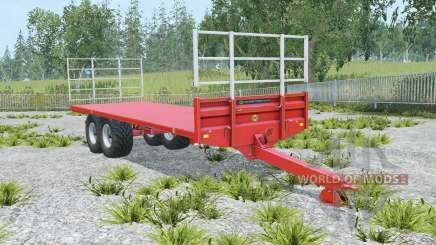 Marshall BC-25 coral red for Farming Simulator 2015